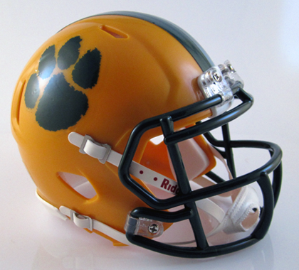Ashwaubenon (WI), Mini Football Helmet - T-Mac Sports