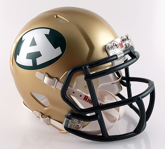 Athens, Mini Football Helmet - T-Mac Sports