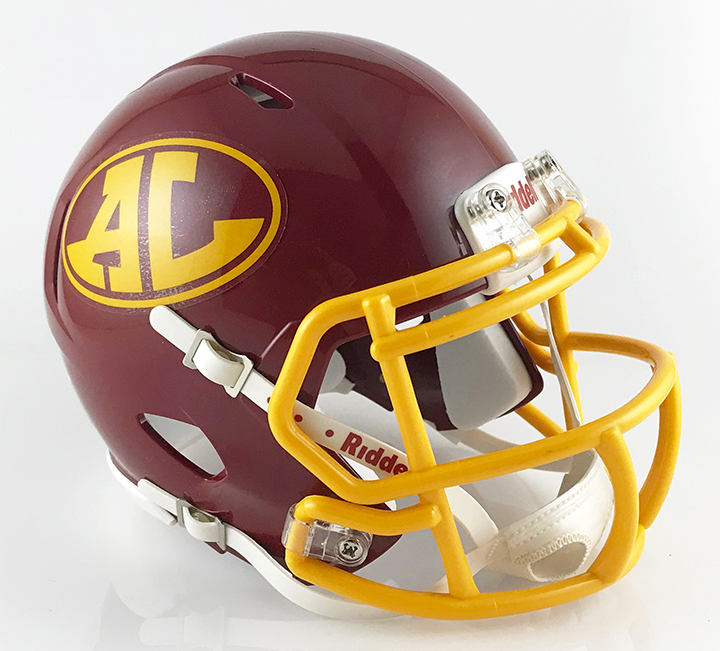 Avon Lake, Mini Football Helmet - T-Mac Sports
