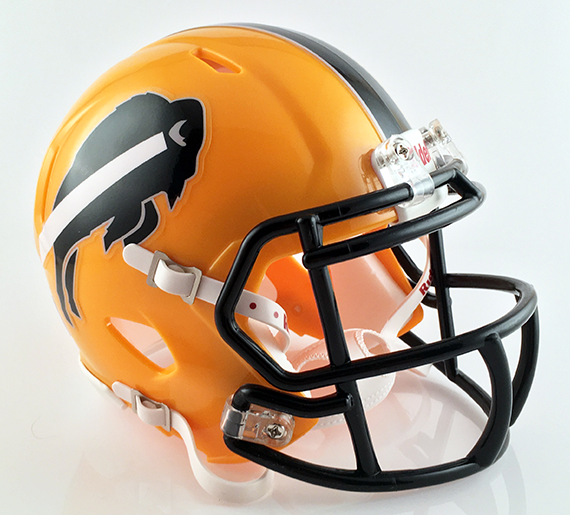 Beachwood, Mini Football Helmet - T-Mac Sports
