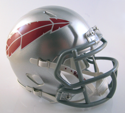 Bellevue, Mini Football Helmet - T-Mac Sports