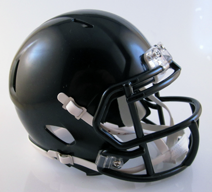Bishop Hartley (2013), Mini Football Helmet - T-Mac Sports