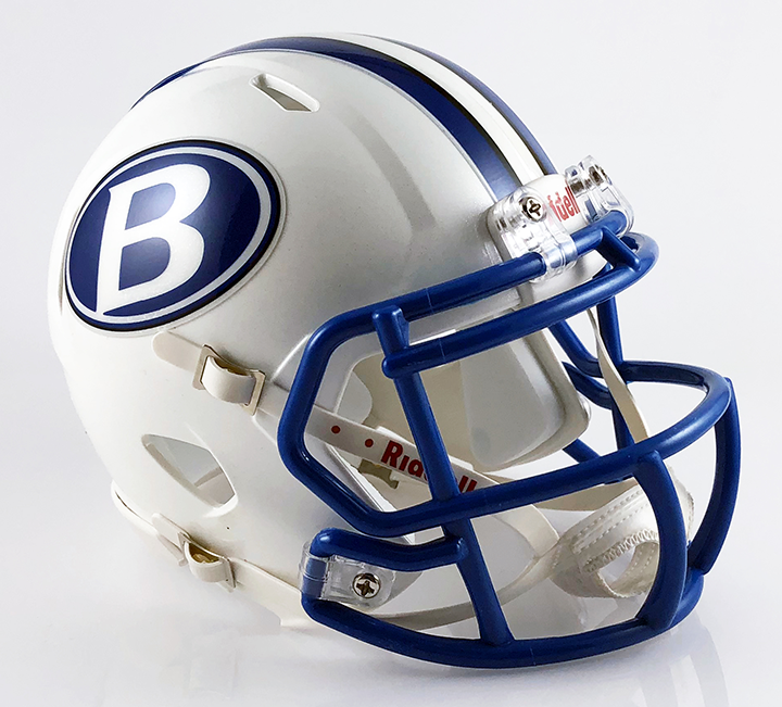 Brunswick, Mini Football Helmet - T-Mac Sports