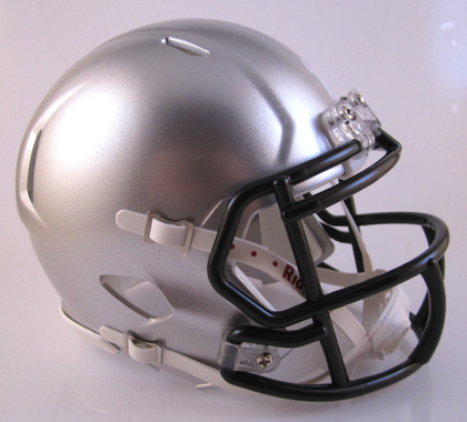 Buchtel (Akron), Mini Football Helmet - T-Mac Sports