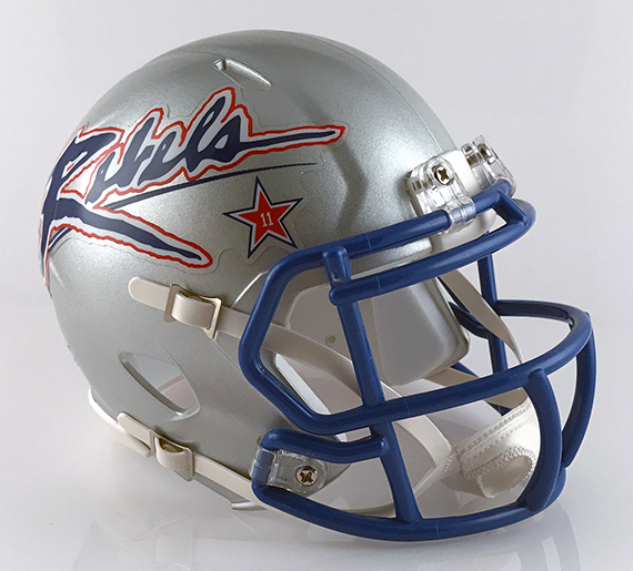 Byrnes (SC), Mini Football Helmet - T-Mac Sports