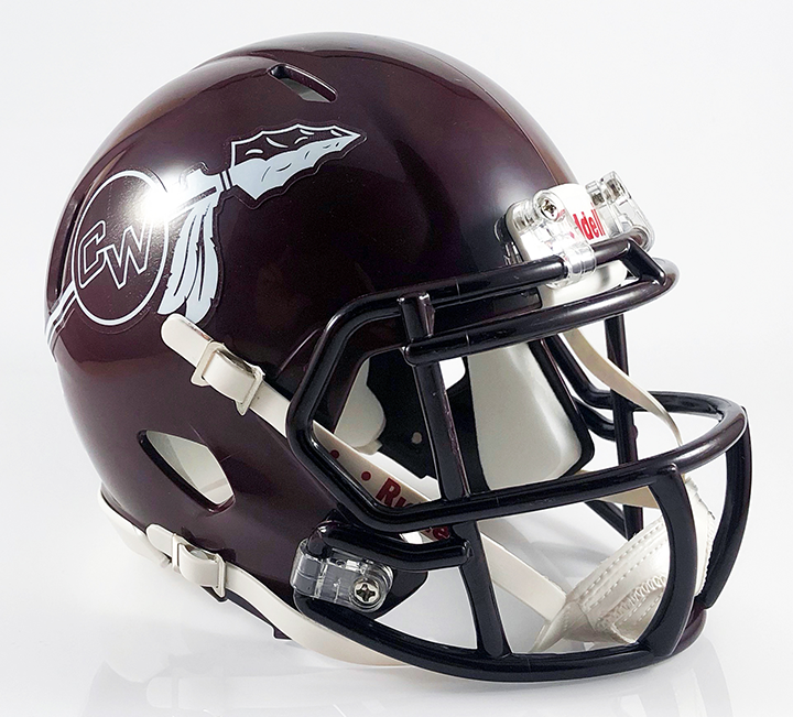 Canal Winchester (2006), Mini Football Helmet - T-Mac Sports