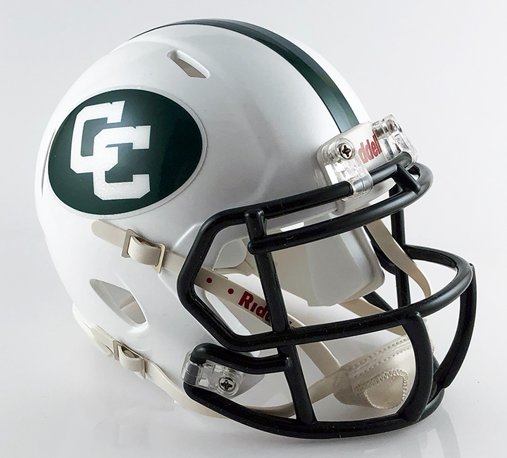 Canton Central Catholic, Mini Football Helmet - T-Mac Sports
