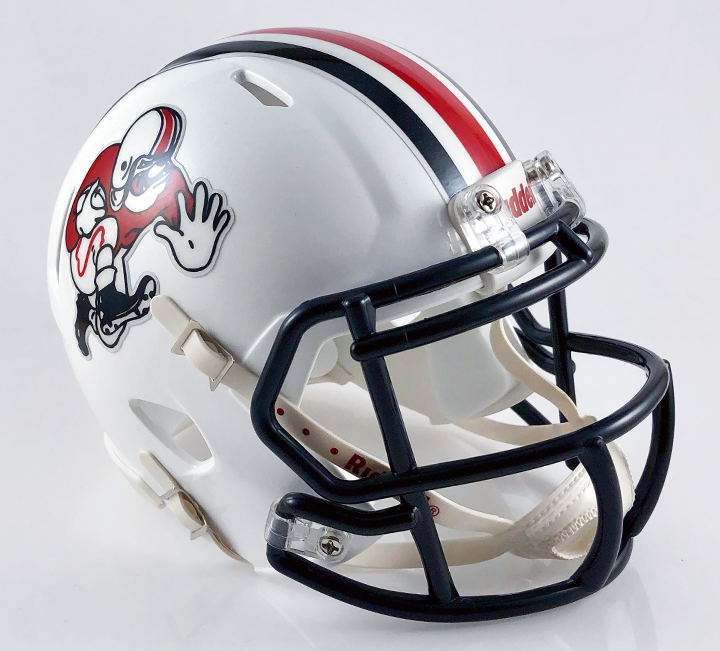 Canton McKinley, Mini Football Helmet - T-Mac Sports