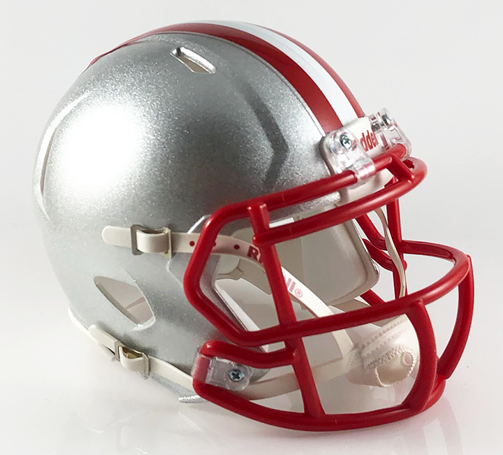 Canton South, Mini Football Helmet - T-Mac Sports