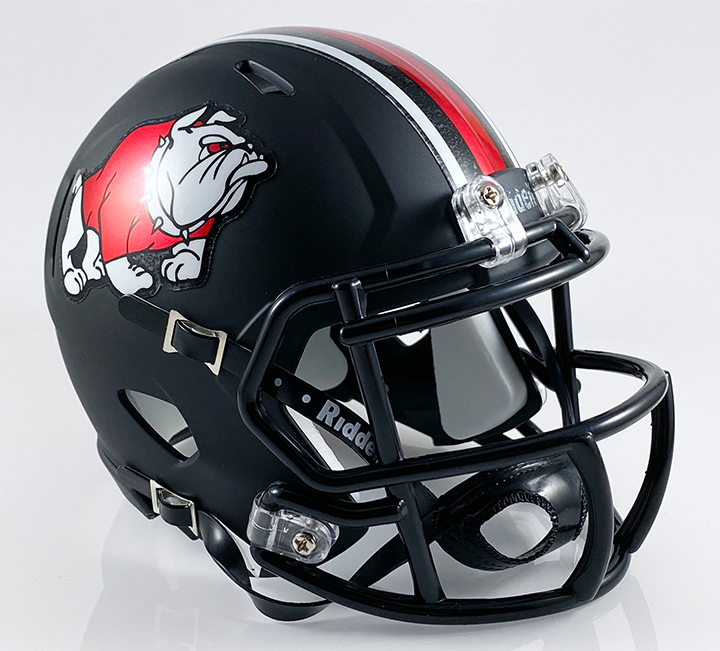 Canton McKinley (Alt Black), Mini Football Helmet - T-Mac Sports