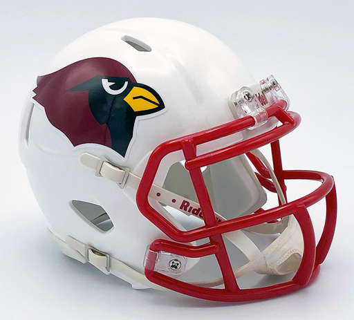 Cardinal Mooney, Mini Football Helmet - T-Mac Sports