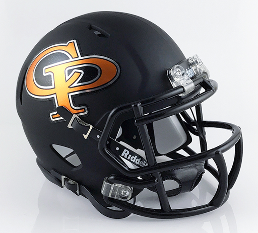 Cathedral Prep (PA), Mini Football Helmet - T-Mac Sports