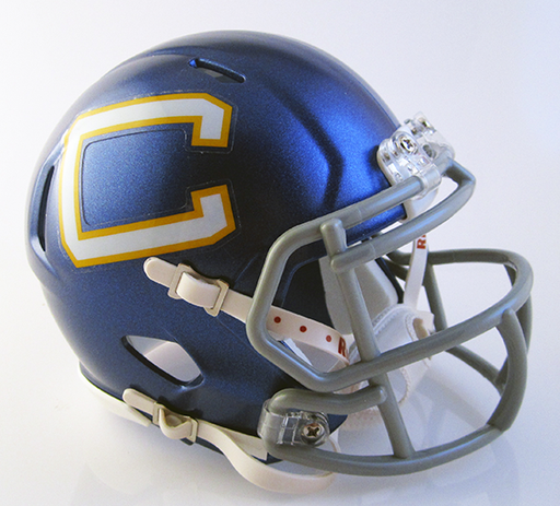 Catholic Central (Steubenville), Mini Football Helmet - T-Mac Sports