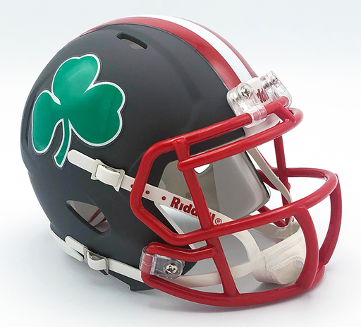 Central Catholic (Toledo) (2013), Mini Football Helmet - T-Mac Sports
