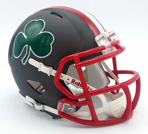 Central Catholic (Toledo) (2015), Mini Football Helmet - T-Mac Sports