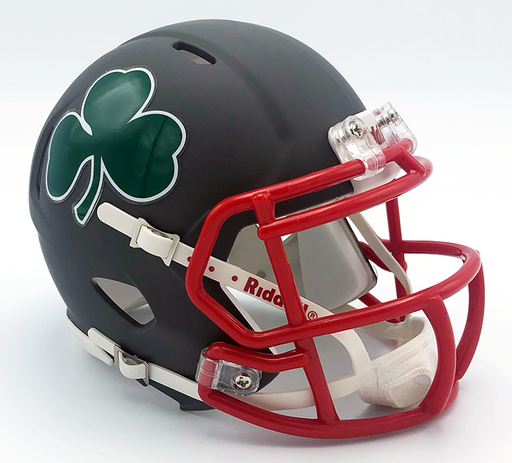 Central Catholic (Toledo), Mini Football Helmet - T-Mac Sports