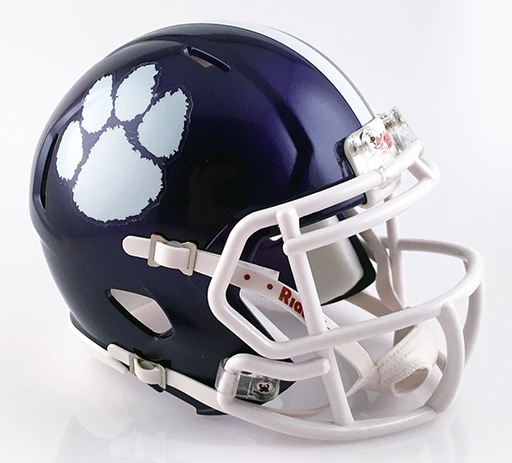 Chesapeake (2017), Mini Football Helmet - T-Mac Sports
