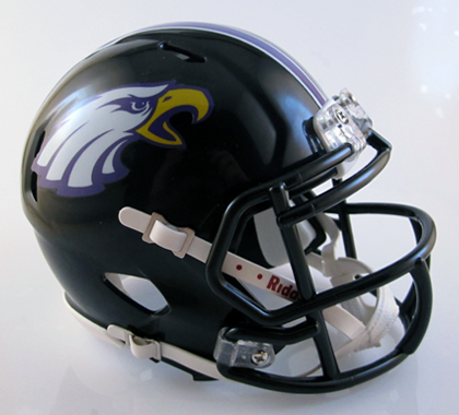 Cincinnati Hills Christian Academy (2011), Mini Football Helmet - T-Mac Sports