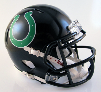Clear Fork, Mini Football Helmet - T-Mac Sports