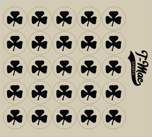 Clover Award Decals