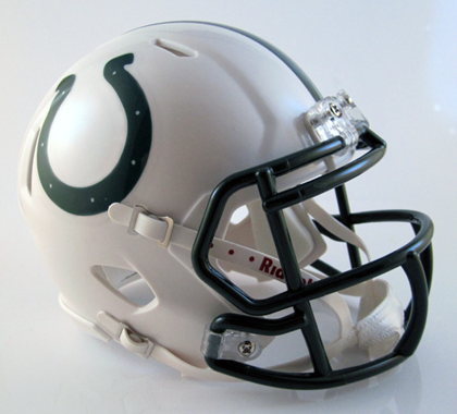 Cloverleaf, Mini Football Helmet - T-Mac Sports