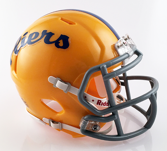Clyde, Mini Football Helmet - T-Mac Sports