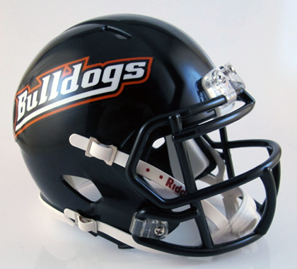 Dalton (2014), Mini Football Helmet - T-Mac Sports
