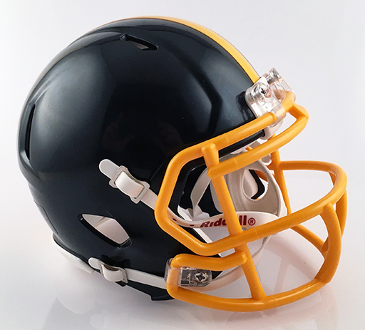 Detroit Martin Luther King (MI), Mini Football Helmet - T-Mac Sports