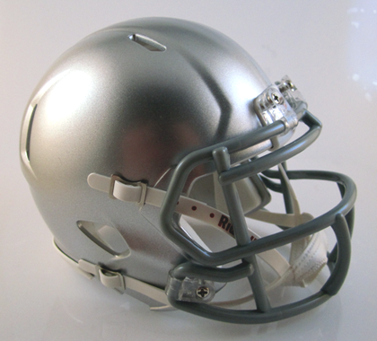 Dixie, Mini Football Helmet - T-Mac Sports