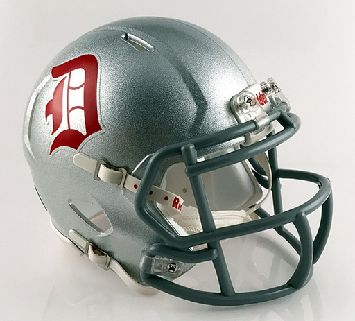 Dover, Mini Football Helmet - T-Mac Sports