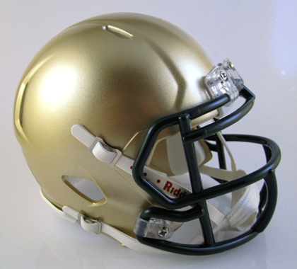 Dublin Jerome (2014), Mini Football Helmet - T-Mac Sports
