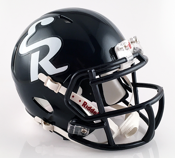El Reno (OK), Mini Football Helmet - T-Mac Sports