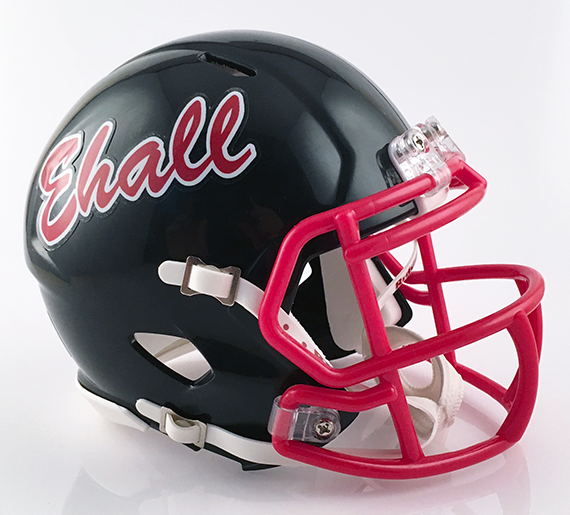 Erasmus Hall (NY), Mini Football Helmet - T-Mac Sports