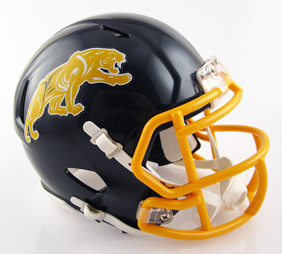 Euclid, Mini Football Helmet - T-Mac Sports