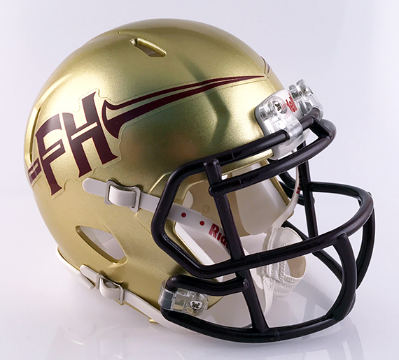 Federal Hocking, Mini Football Helmet - T-Mac Sports