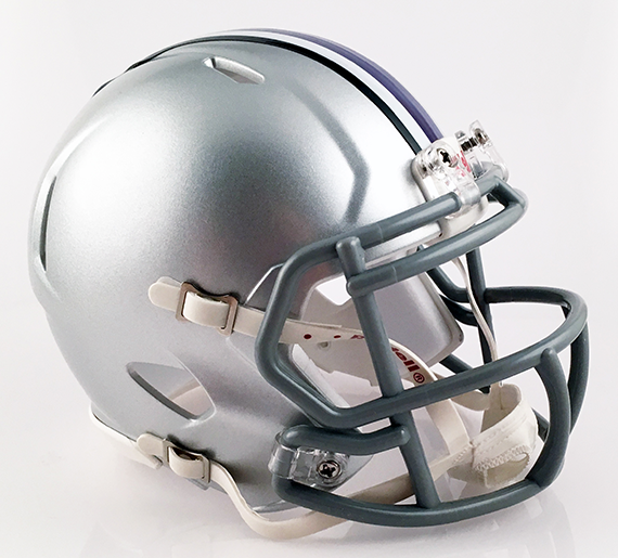 Fort Recovery, Mini Football Helmet - T-Mac Sports