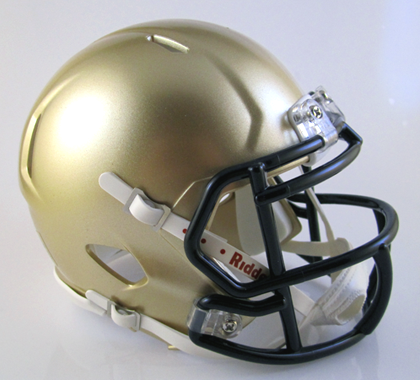 Garfield Heights, Mini Football Helmet - T-Mac Sports