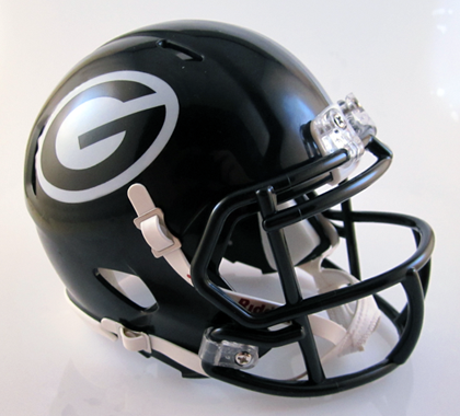 Girard, Mini Football Helmet - T-Mac Sports