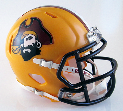Glades Central (FL), Mini Football Helmet - T-Mac Sports