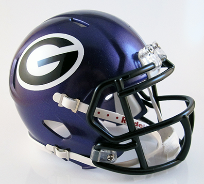 Glen Este, Mini Football Helmet - T-Mac Sports