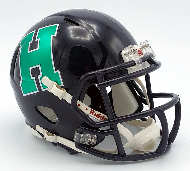 Harrison (GA), Mini Football Helmet - T-Mac Sports