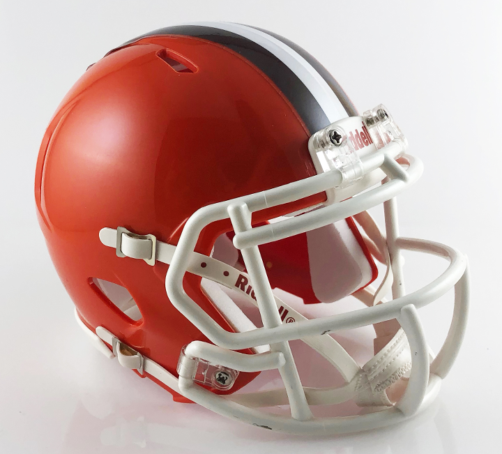 Heath, Mini Football Helmet - T-Mac Sports