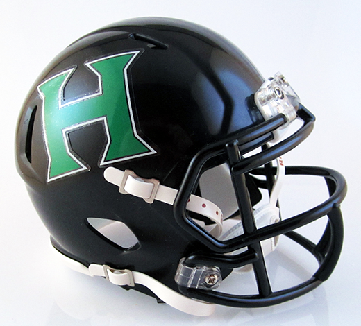 Highland (Medina), Mini Football Helmet - T-Mac Sports