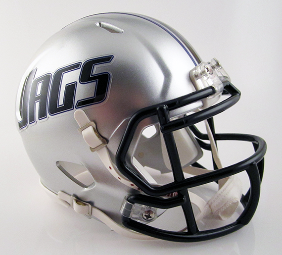 Hilliard Bradley, Mini Football Helmet - T-Mac Sports