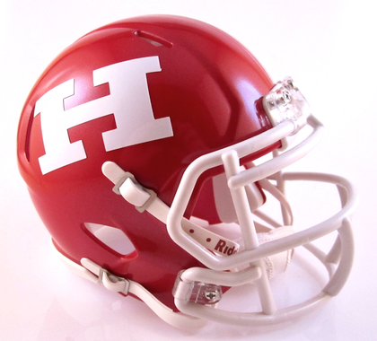 Huron, Mini Football Helmet - T-Mac Sports