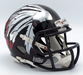 Indian Hill, Mini Football Helmet - T-Mac Sports