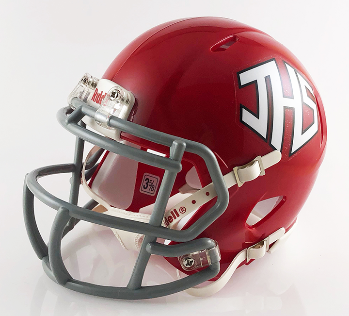 Johnstown, Mini Football Helmet - T-Mac Sports