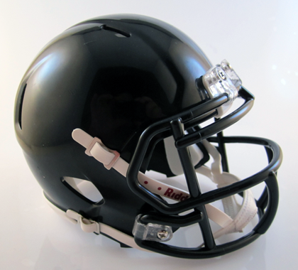 Jonathan Alder, Mini Football Helmet - T-Mac Sports