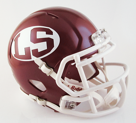 La Serna, Mini Football Helmet - T-Mac Sports
