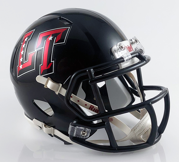 Lake Travis (TX), Mini Football Helmet - T-Mac Sports